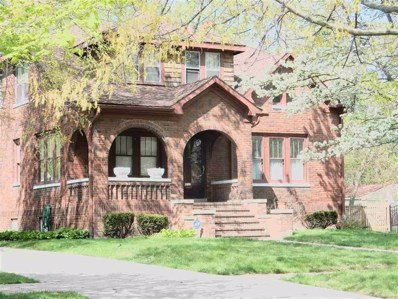 1433 Yorkshire, Grosse Pointe Park, MI 48230 - MLS#: 58031353182