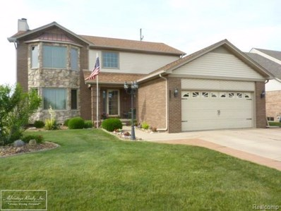 25279 Lord Dr, Chesterfield Twp, MI 48051 - MLS#: 58031353185