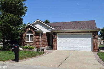 43280 Tall Pines Ct, Sterling Heights, MI 48314 - MLS#: 58031353198