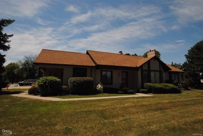 20535 Villa Grande Cir, Clinton Twp, MI 48038 - MLS#: 58031353249