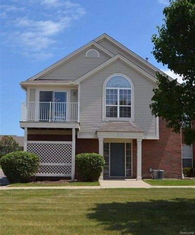 51772 Adler Park Drive West UNIT Unit # >, Chesterfield Twp, MI 48051 - MLS#: 58031353264