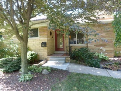 20232 Woodcrest, Harper Woods, MI 48225 - MLS#: 58031353485