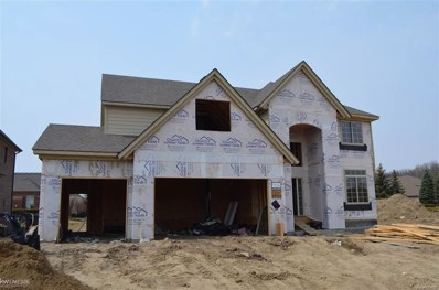 52308 Battanwood, Macomb Twp, MI 48042 - MLS#: 58031353814