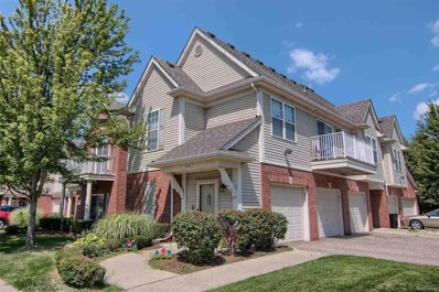 8580 Heywood Circle, Sterling Heights, MI 48312 - MLS#: 58031353863