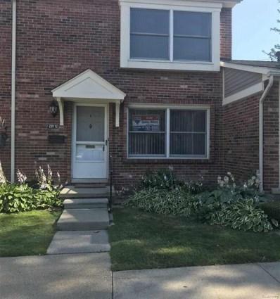 20112 Great Oaks Circle South, Clinton Twp, MI 48036 - MLS#: 58031353929