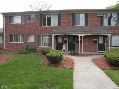 11422 Canal Rd UNIT 17, Sterling Heights, MI 48314 - MLS#: 58031354061