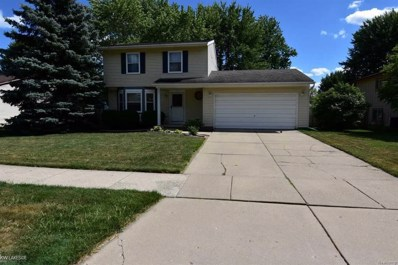 26788 Galassi Street, Chesterfield Twp, MI 48051 - MLS#: 58031354089