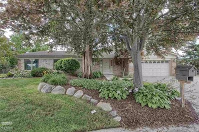 29623 N Seaway Ct., Harrison Twp, MI 48045 - MLS#: 58031354286
