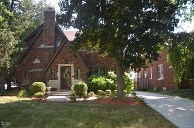 1420 Harvard, Grosse Pointe Park, MI 48230 - MLS#: 58031354288