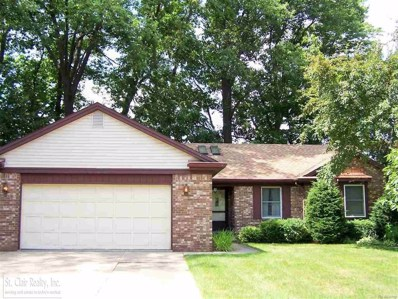 2300 St. Clair Hwy., East China Twp, MI 48054 - MLS#: 58031354289