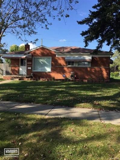 24831 Cottage, Warren, MI 48089 - MLS#: 58031354293