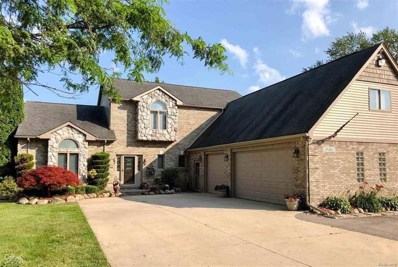 49220 Bayshore, Chesterfield Twp, MI 48047 - MLS#: 58031354411