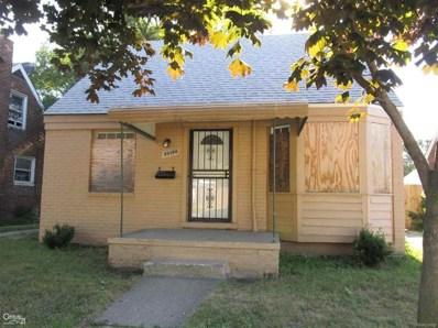 20156 Norwood St, Detroit, MI 48234 - MLS#: 58031354427