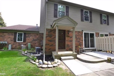 44537 N Bunker Hill Dr, Clinton Twp, MI 48038 - MLS#: 58031354443