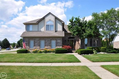 46771 Riverwoods, Macomb Twp, MI 48044 - MLS#: 58031354459