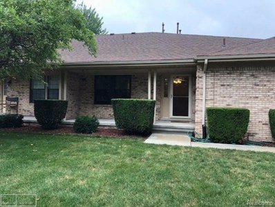 33466 Meldrum, Chesterfield Twp, MI 48047 - MLS#: 58031354497