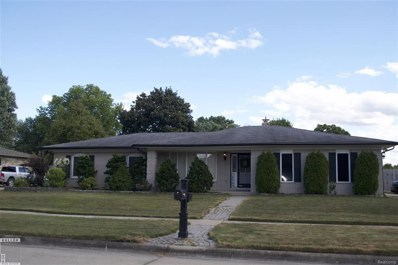 16068 Monticello, Clinton Twp, MI 48038 - MLS#: 58031354529