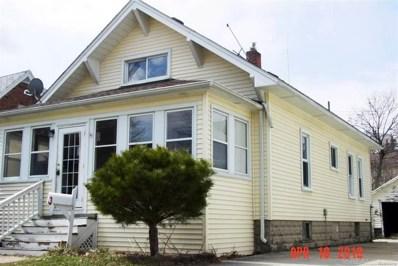 257 N Market St., Marine City, MI 48039 - MLS#: 58031354544