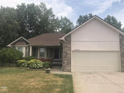 51346 Scarlet Crt., Chesterfield Twp, MI 48047 - MLS#: 58031354548