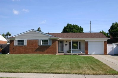 8211 San Marco, Sterling Heights, MI 48313 - MLS#: 58031354555