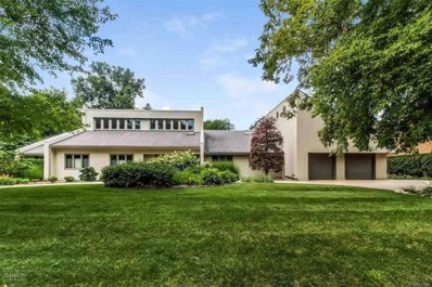 181 Lothrop, Grosse Pointe Farms, MI 48236 - MLS#: 58031354568