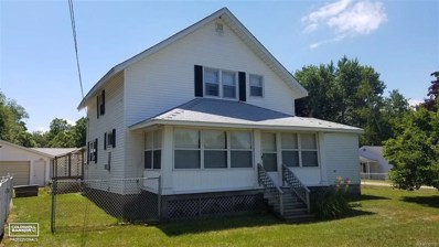 4075 W Water, Port Huron Twp, MI 48060 - MLS#: 58031354785