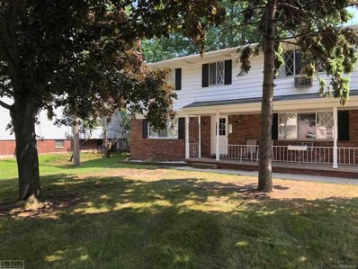 585 Pte. Tremble UNIT Unit 1, Algonac, MI 48001 - MLS#: 58031354845