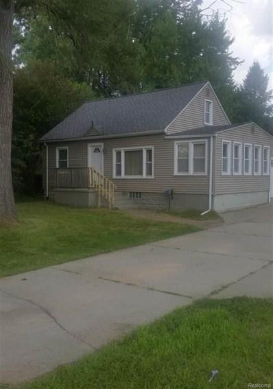 694 W Walton, Pontiac, MI 48340 - MLS#: 58031354847