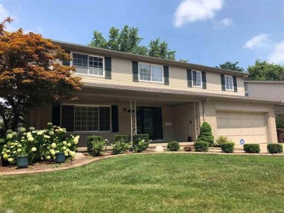 1252 Blairmoor Ct., Grosse Pointe Woods, MI 48236 - MLS#: 58031354850