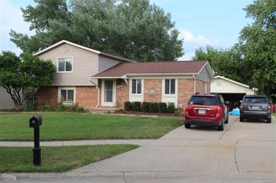 40088 Sandy, Clinton Twp, MI 48038 - MLS#: 58031354894