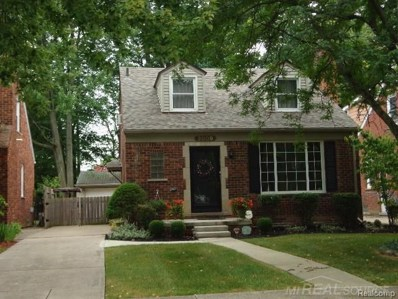 2009 Huntington, Grosse Pointe Woods, MI 48236 - MLS#: 58031354920