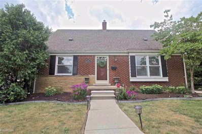 4357 Robinwood, Royal Oak, MI 48073 - MLS#: 58031354954
