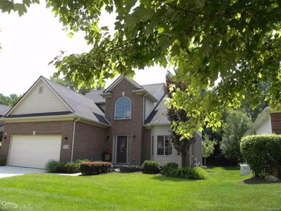 8316 Pine Creek Dr, Shelby Twp, MI 48316 - MLS#: 58031354966