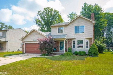 48528 Carmine Ct, Chesterfield Twp, MI 48051 - MLS#: 58031354974