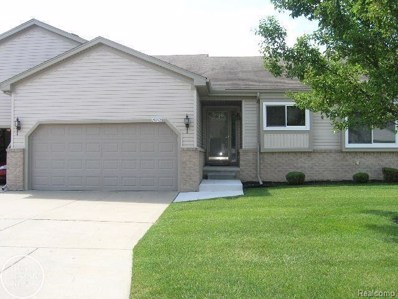29272 Red Maple Dr, Chesterfield Twp, MI 48051 - MLS#: 58031355043