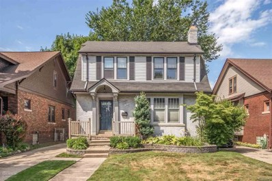 1305 Nottingham, Grosse Pointe Park, MI 48230 - MLS#: 58031355117