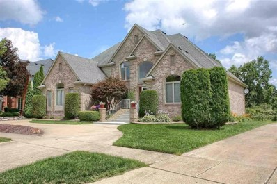 53682 Cherrywood Dr, Shelby Twp, MI 48315 - MLS#: 58031355163