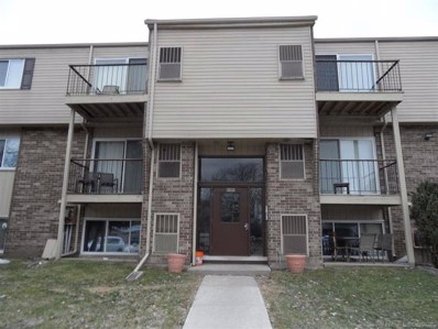 38271 Fairway Apt 108C UNIT Unit 35>, Clinton Twp, MI 48038 - MLS#: 58031355201