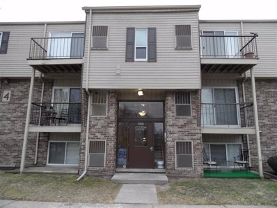 38271 Fairway Apt 105C UNIT Unit 34>, Clinton Twp, MI 48038 - MLS#: 58031355202