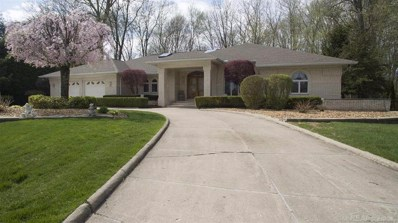 37503 Camellia Lane, Clinton Twp, MI 48036 - MLS#: 58031355220