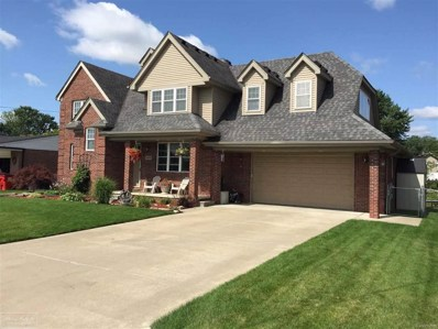 38019 Pointe Rosa, Harrison Twp, MI 48045 - MLS#: 58031355238
