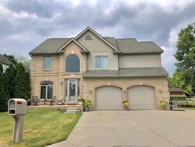 38035 Pointe Rosa, Harrison Twp, MI 48045 - MLS#: 58031355254