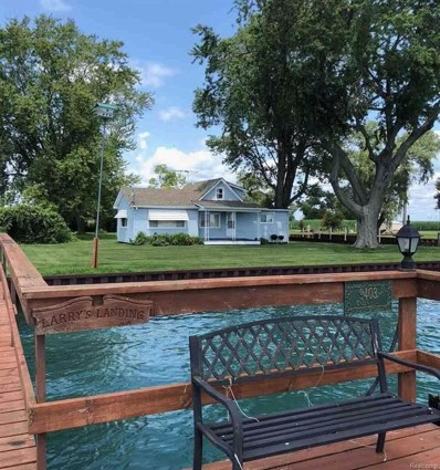 9403 Middle Channel, Clay Twp, MI 48028 - MLS#: 58031355266