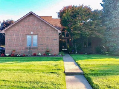 34420 Blaire, Chesterfield Twp, MI 48047 - MLS#: 58031355293
