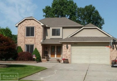 39021 Shoreline, Harrison Twp, MI 48045 - MLS#: 58031355301