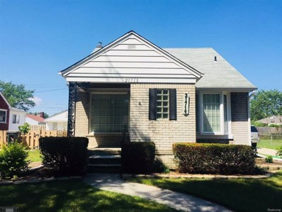 21713 Woodbridge, St. Clair Shores, MI 48080 - MLS#: 58031355302