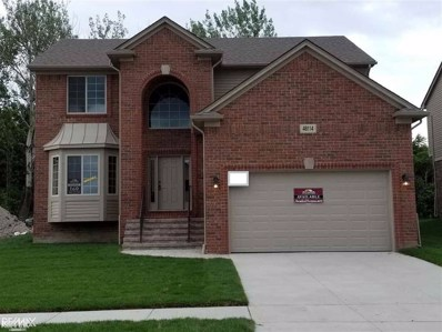 48114 Manhattan Drive, Macomb Twp, MI 48042 - MLS#: 58031355416