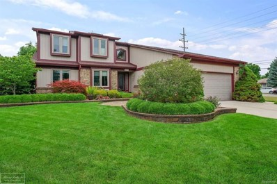 20674 Lupo, Clinton Twp, MI 48038 - MLS#: 58031355486