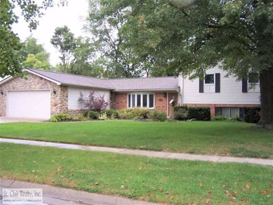 8181 Lake Crest, Ypsilanti Twp, MI 48197 - MLS#: 58031355521