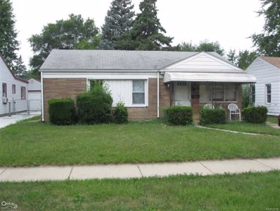 25655 Hayes, Warren, MI 48089 - MLS#: 58031355623